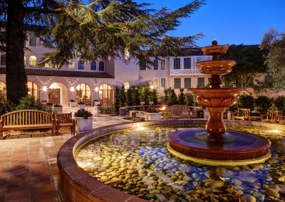 Fairmont Sonoma Mission, AAA Four Star Diamond Hotel