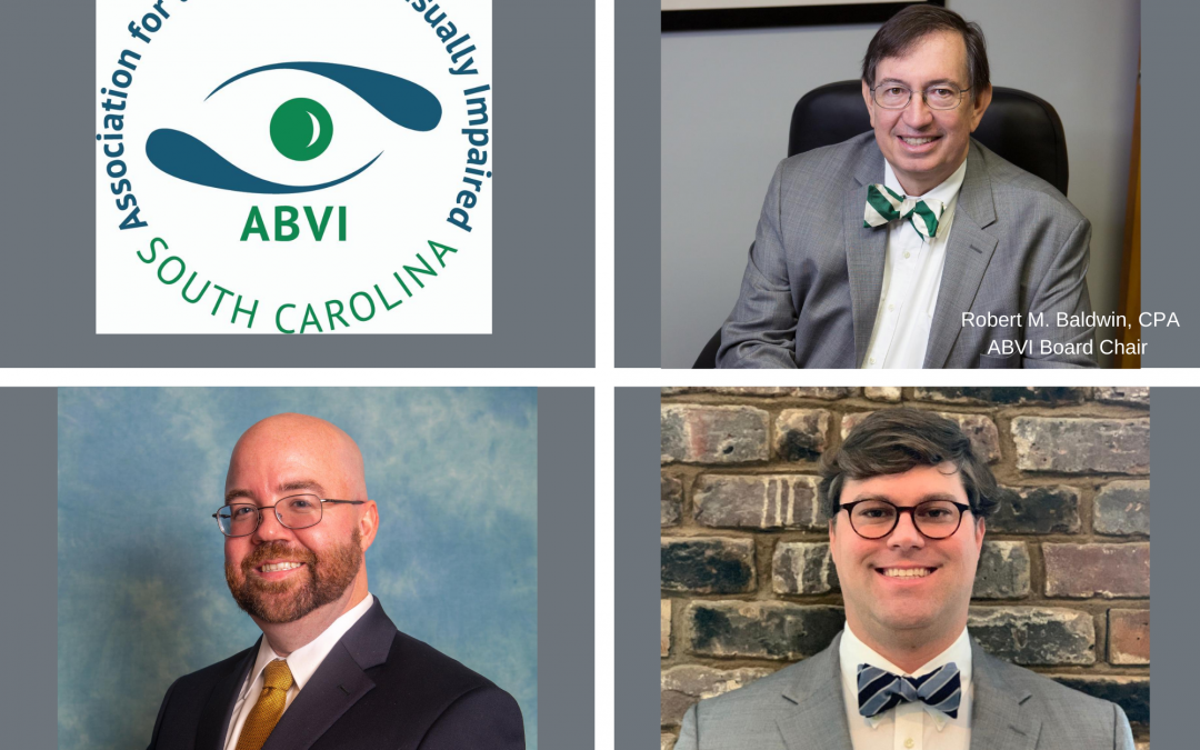 Association for the Blind and Visually Impaired South Carolina  Announces New Board Members and Officers for Fiscal Year 2020-2021